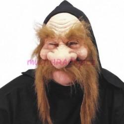 gumová maska - trpaslík